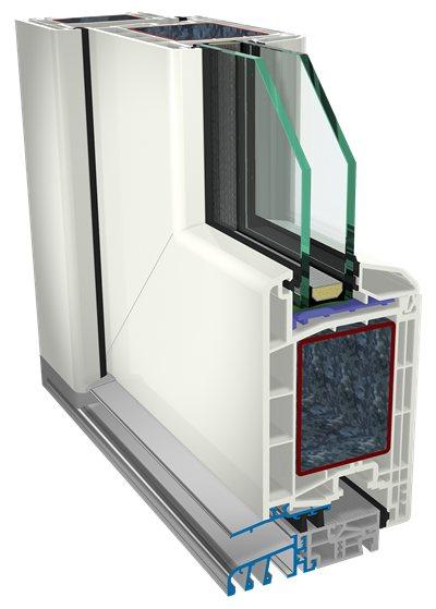 portas de entrada perfil s8000 iq
